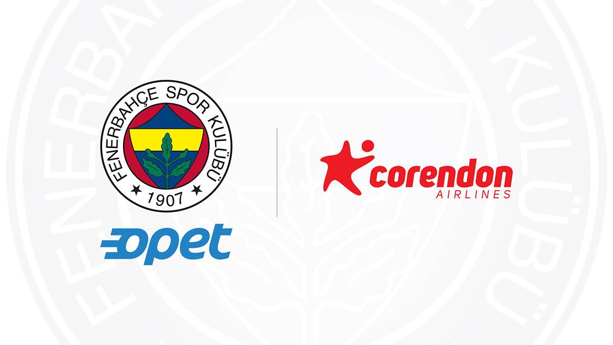 Corendon Airlines, Fenerbahçe Opet Kadın Voleybol Takımımızın Sponsoru Oldu