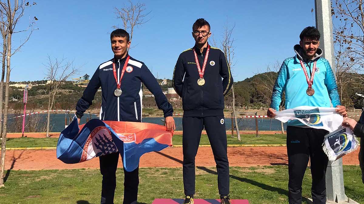 Türkiye Kros Ligi'nde ikici etap sona erdi