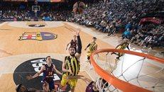 Rota EuroLeague - Barcelona