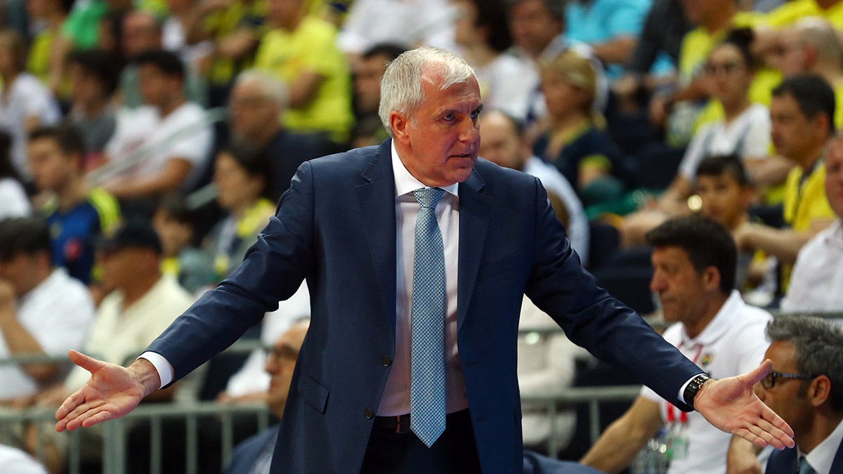 Zeljko Obradovic: Maçı 40 dakika boyunca domine ettik