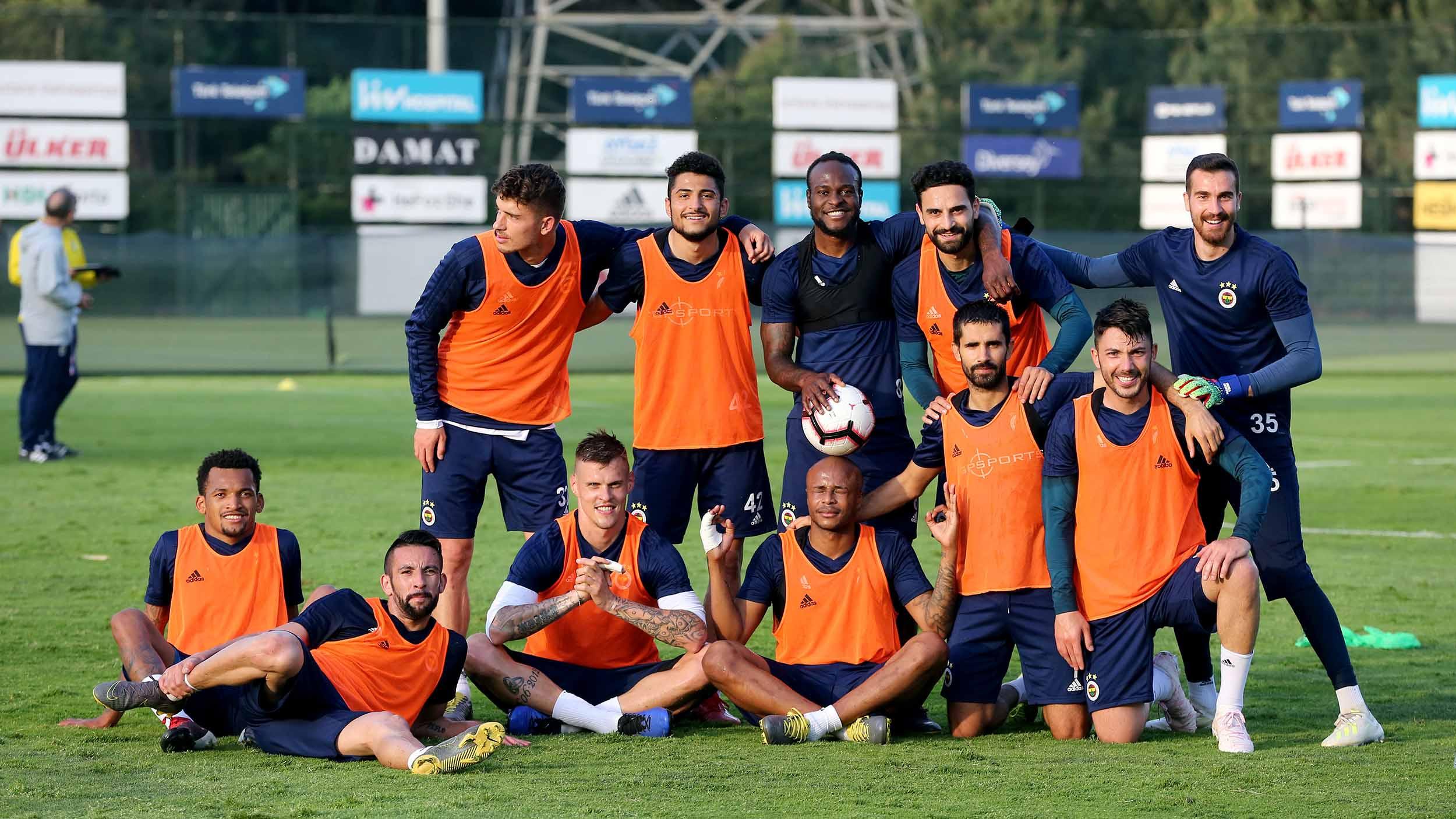 BŞB Erzurumspor maçı hazırlıkları başladı