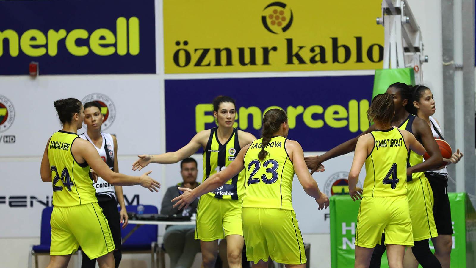 Fenerbahçe Öznur Kablo, Adana deplasmanında