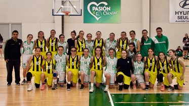 Fenerbahçe 64-52 EM EL Olivar (MHL Sports Turnuvası)