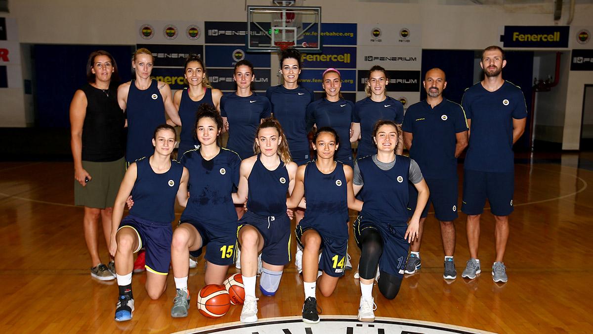 Kadın Basketbol Takımımız sezonu açtı