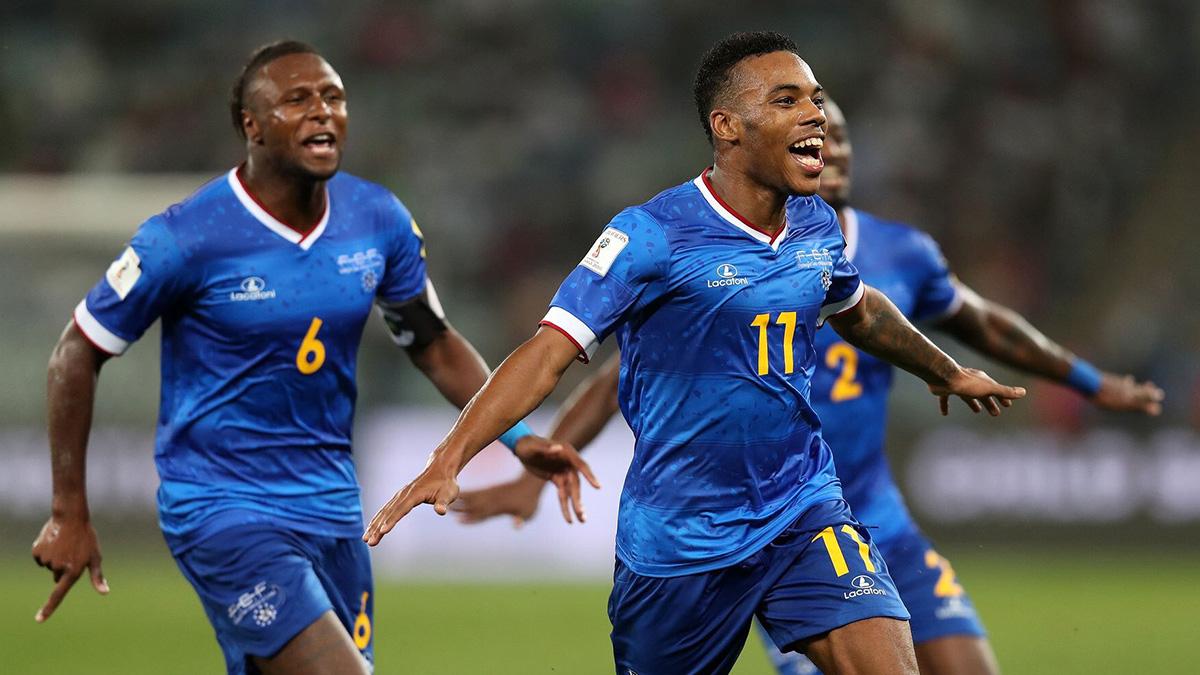 Futbolcumuz Garry Rodrigues elemelerde golünü attı