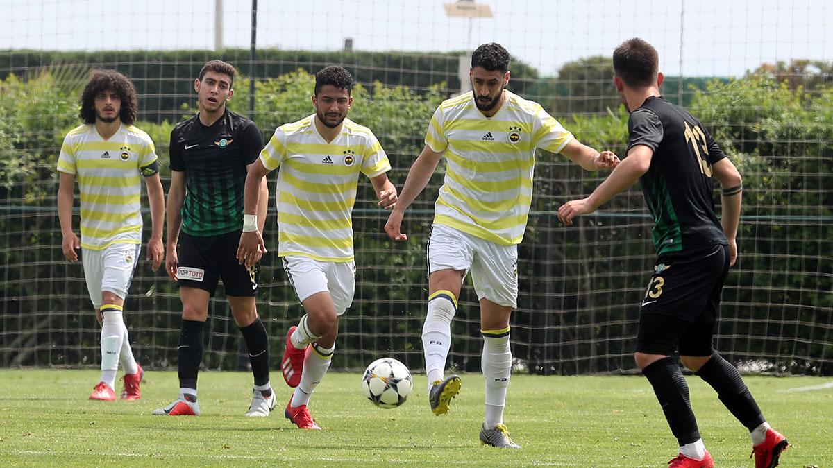 Fenerbahçe 2-1 Akhisarspor (U21)