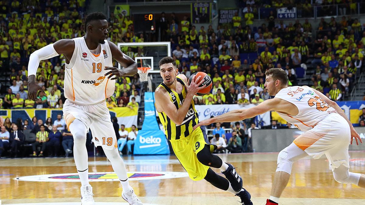EuroLeague'de 3. Haftanın MVP'si Nando De Colo