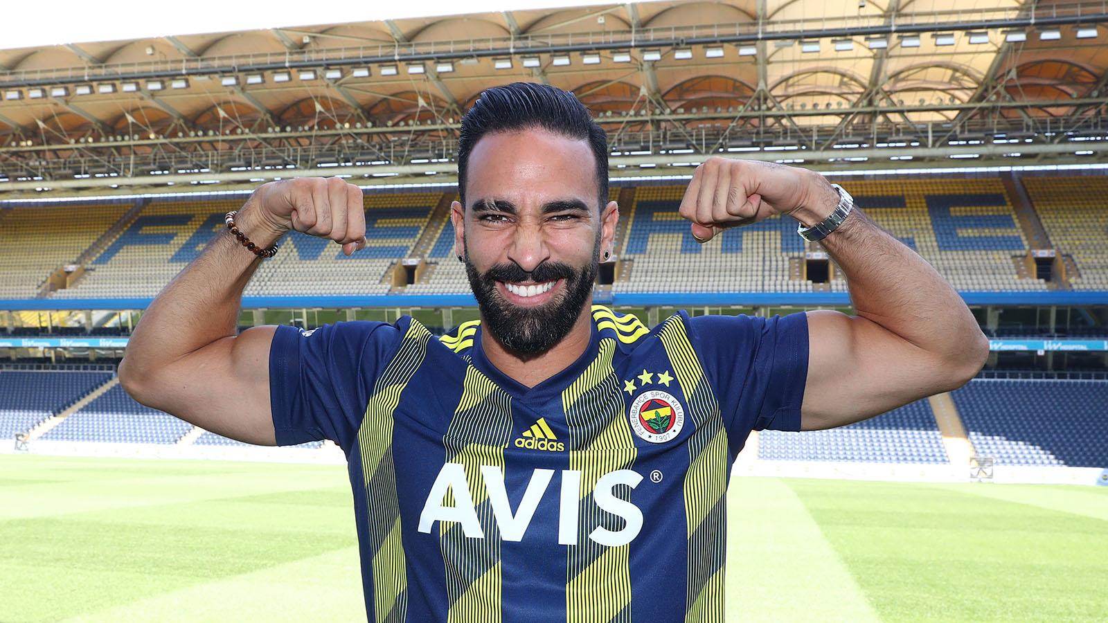 Adil Rami Fenerbahçemizde