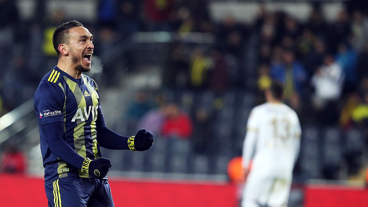 Mevlüt Erdinç'in maç sonu açıklamaları