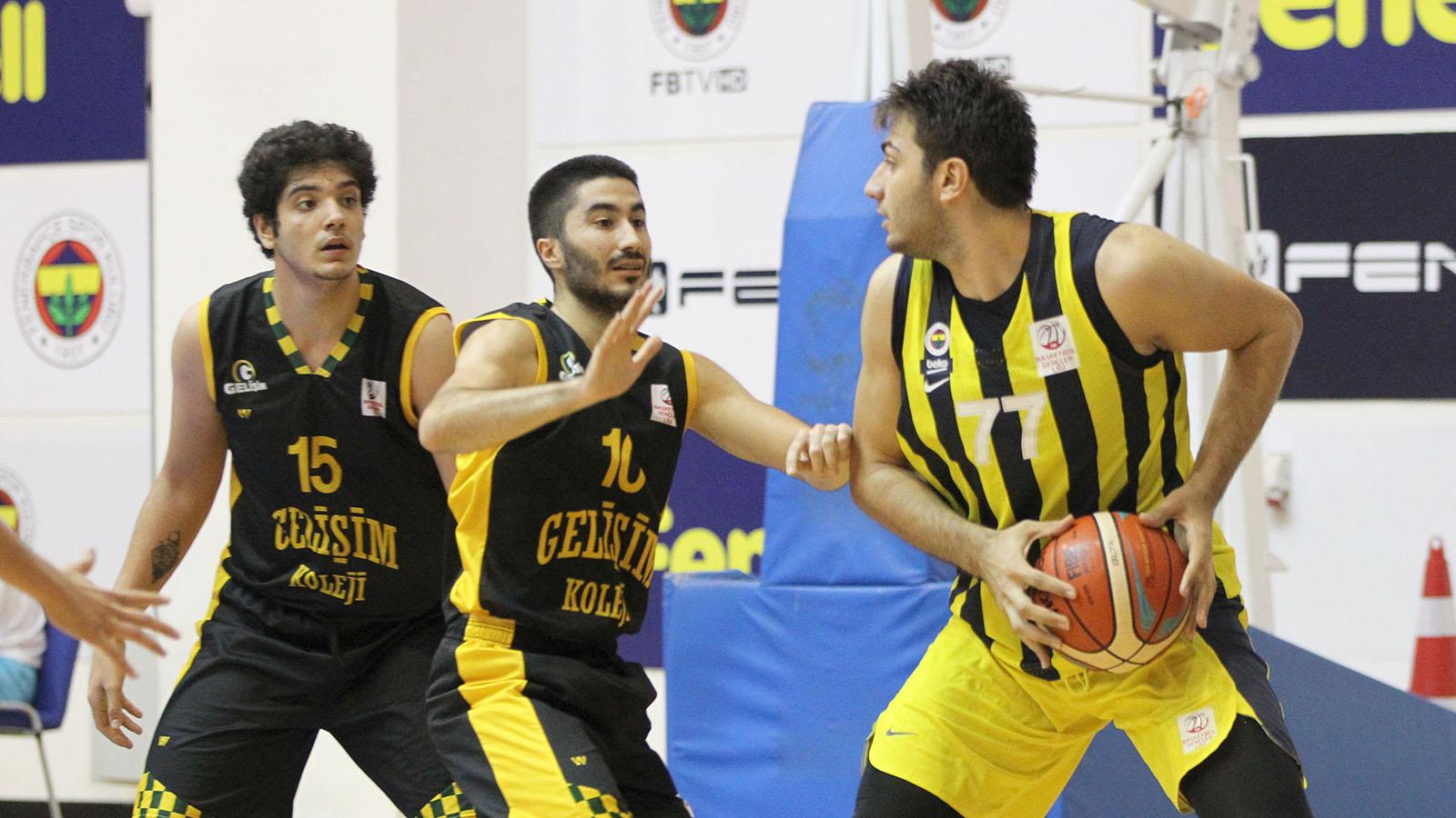 Fenerbahçe Beko 72-67 Gelişim Koleji (Basketbol Gençler Ligi)