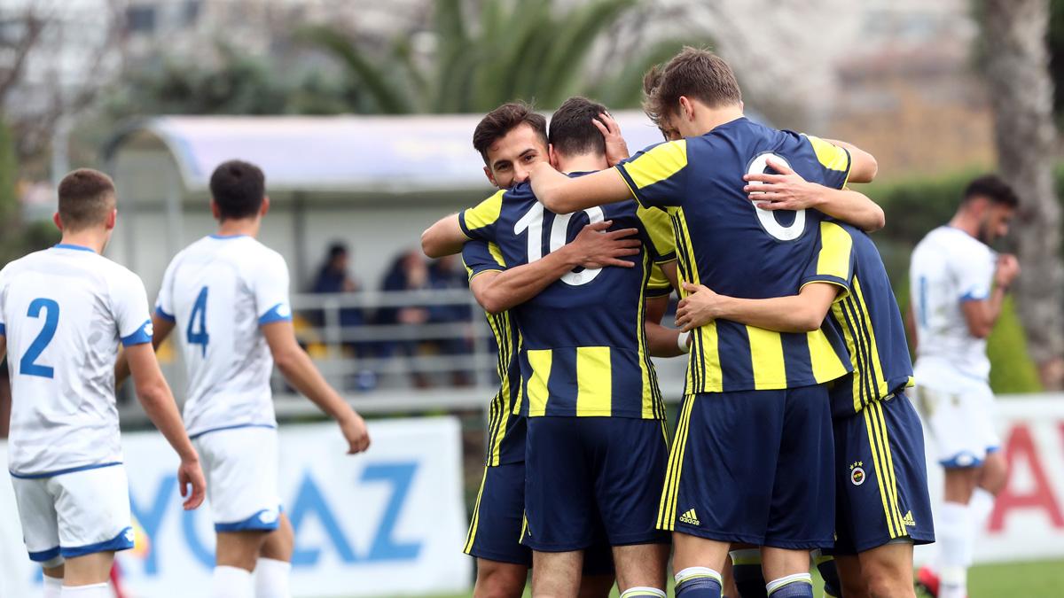Fenerbahçe 5-1 B.B. Erzurumspor (U21)