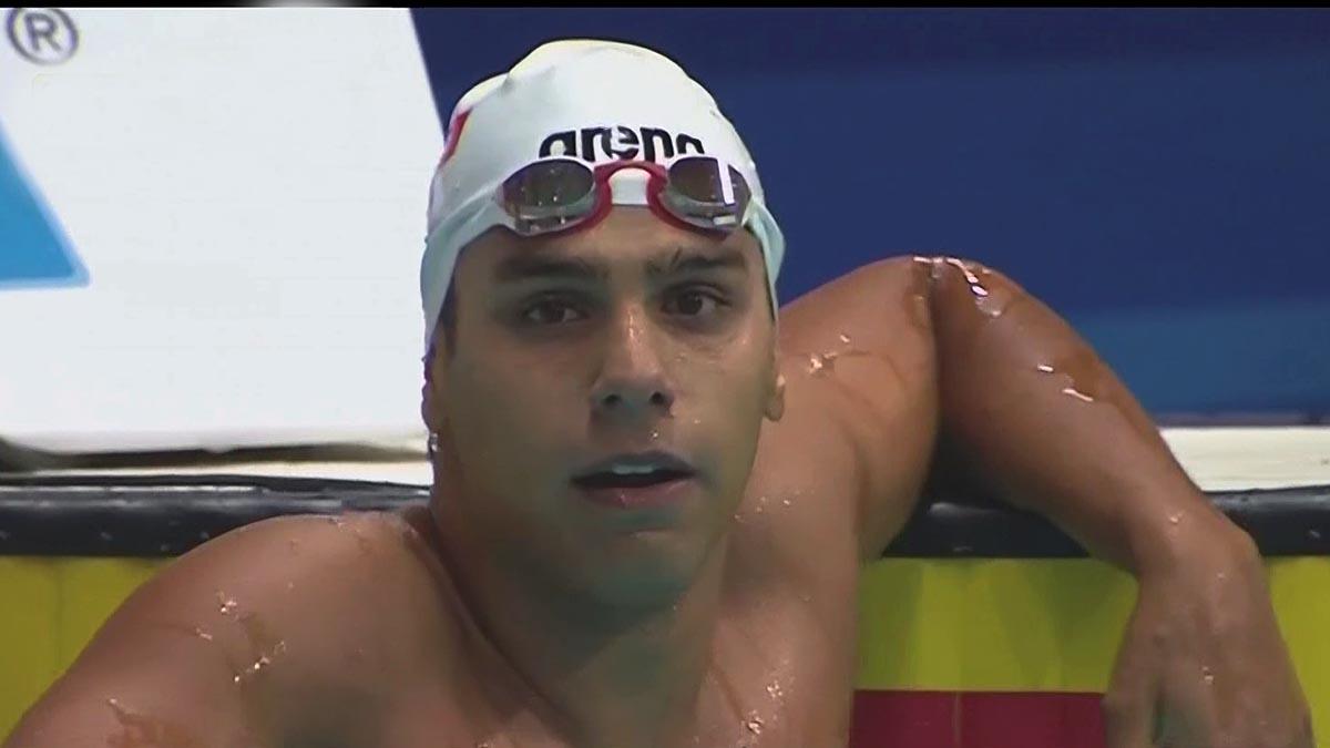 Avrupa Gençler Yüzme Şampiyonası'nda dördüncü günü rekor ve madalyayla tamamladık