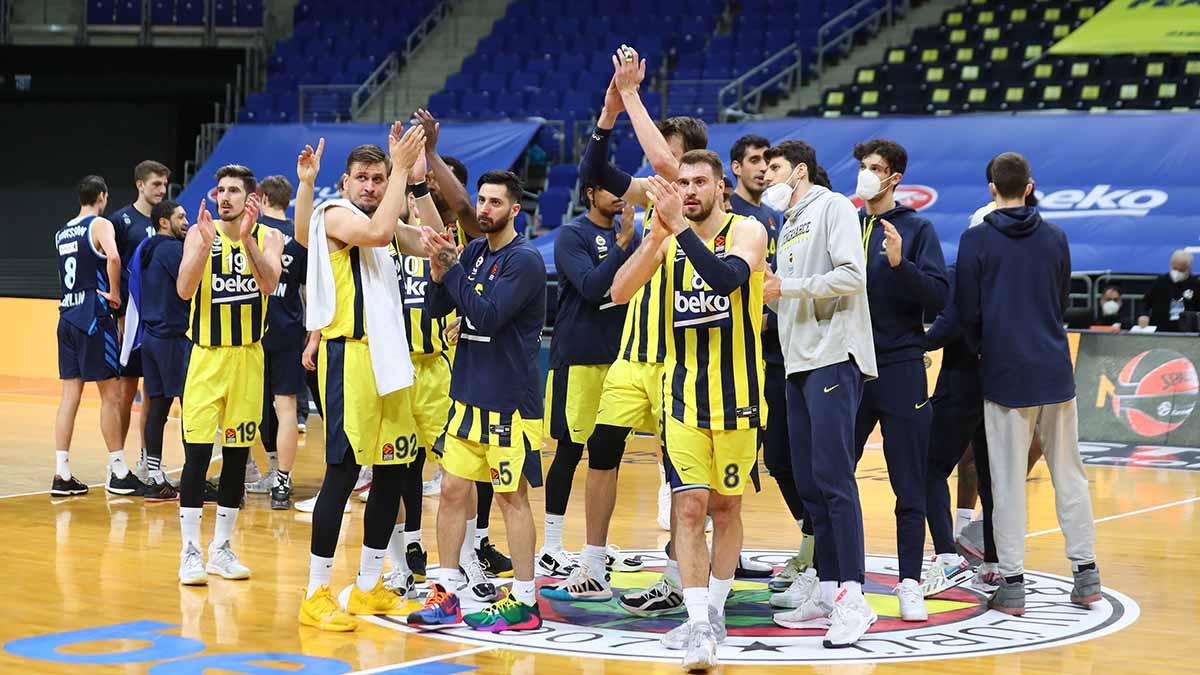 Pre-game Report: Fenerbahçe Beko – Anadolu Efes