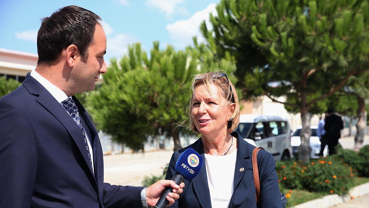 Genel Sekreterimiz Sevil Zeynep Becan: Böyle bir hukuksuzluğu bir daha hiçbir kulübün yaşamaması gerekiyor