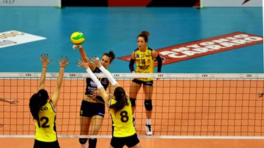 Imoco Volley Conegliano 3-0 Fenerbahçe Opet