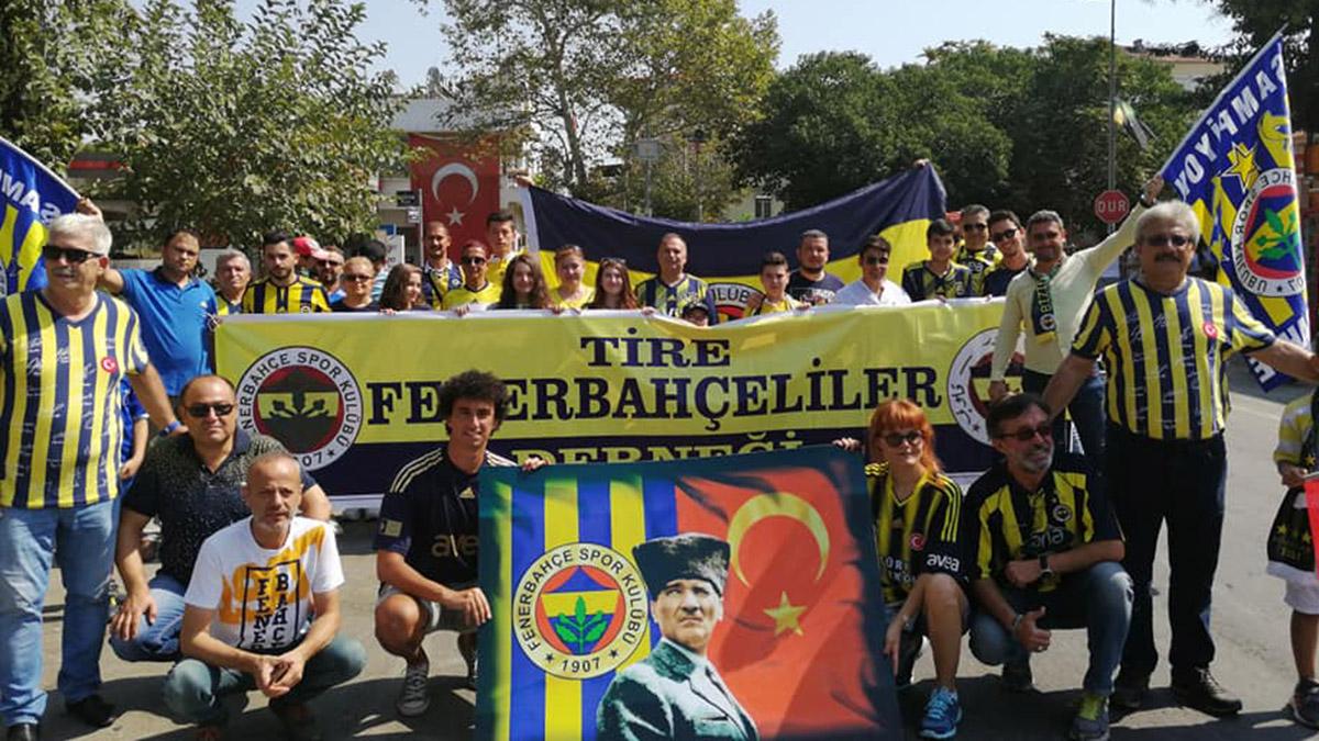 Tire Derneğimiz Tire'nin Kurtuluş Günü etkinliklerine katıldı
