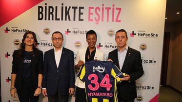 Fenerbahçe Spor Kulübü Eşitlik İçin Dünya'ya Örnek Olacak!