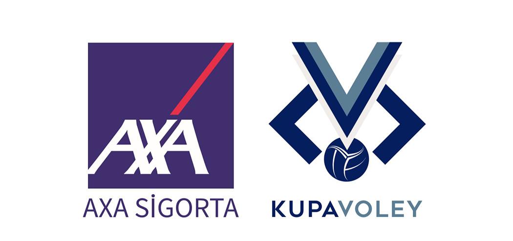 AXA Sigorta Kupa Voley (Kadın-Erkek) Final Programı Duyurusu