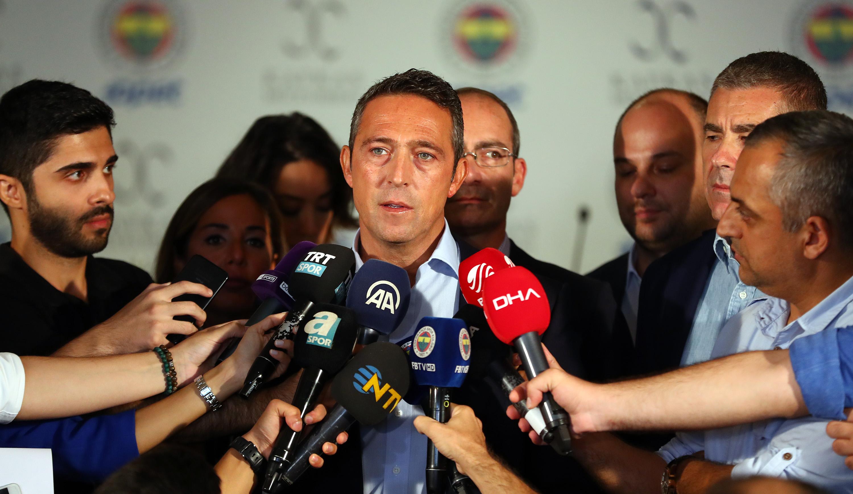 Başkanımız Ali Koç: MHK'nın başındaki kişinin daha başvuru olmadan 'kural hatası yok' yorumu yapacağına inanmıyorum