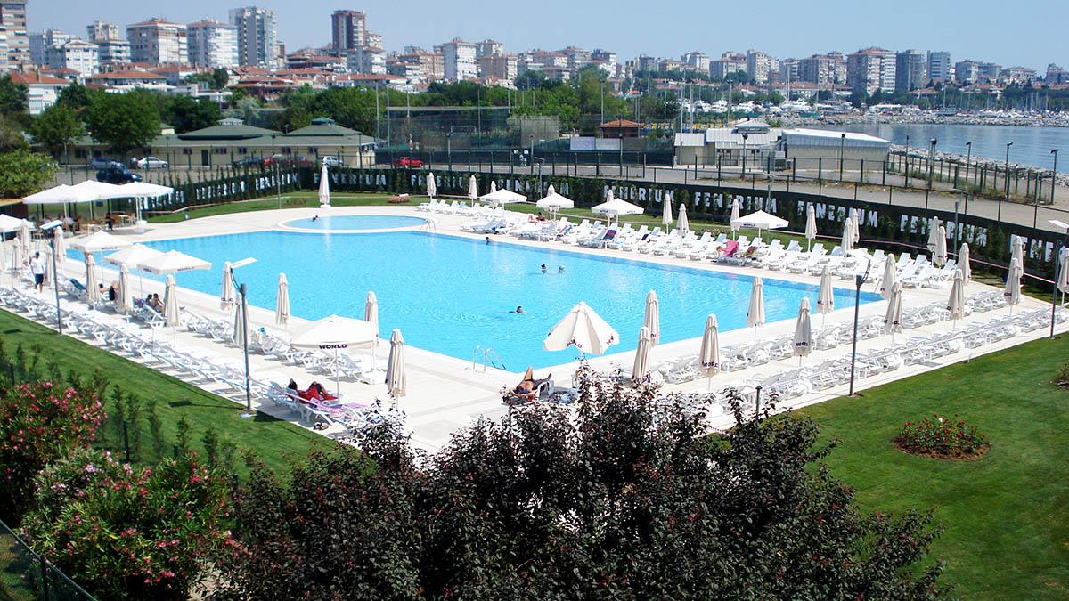 Havuzlarımız bayram tatili boyunca açık