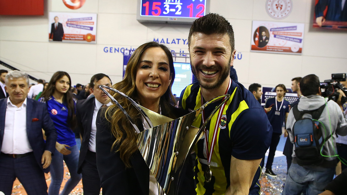 Simla Türker Bayazıt: Daha nice kupalara…