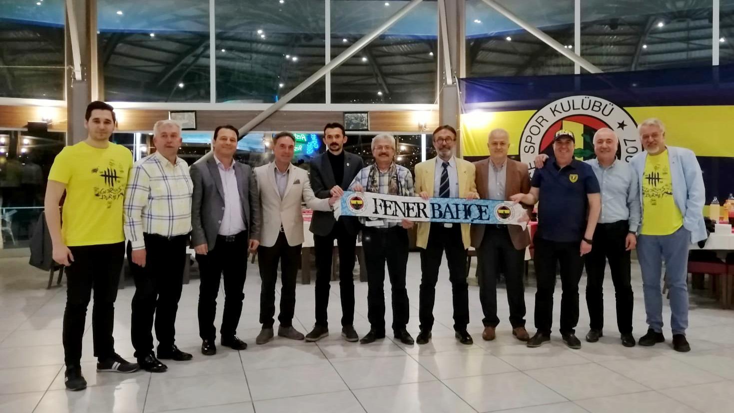 Tire Fenerbahçeliler Derneğimizden iftar yemeği