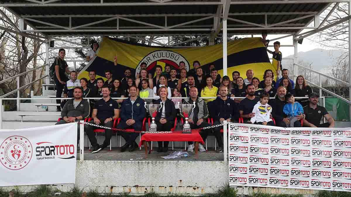 Our rowing branch became a champion in both men and women