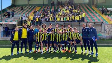 Aytemiz Alanyaspor 2-4 Fenerbahçe (U21 Ligi)