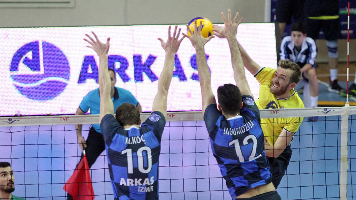 Arkas Spor 3-2 Fenerbahçe