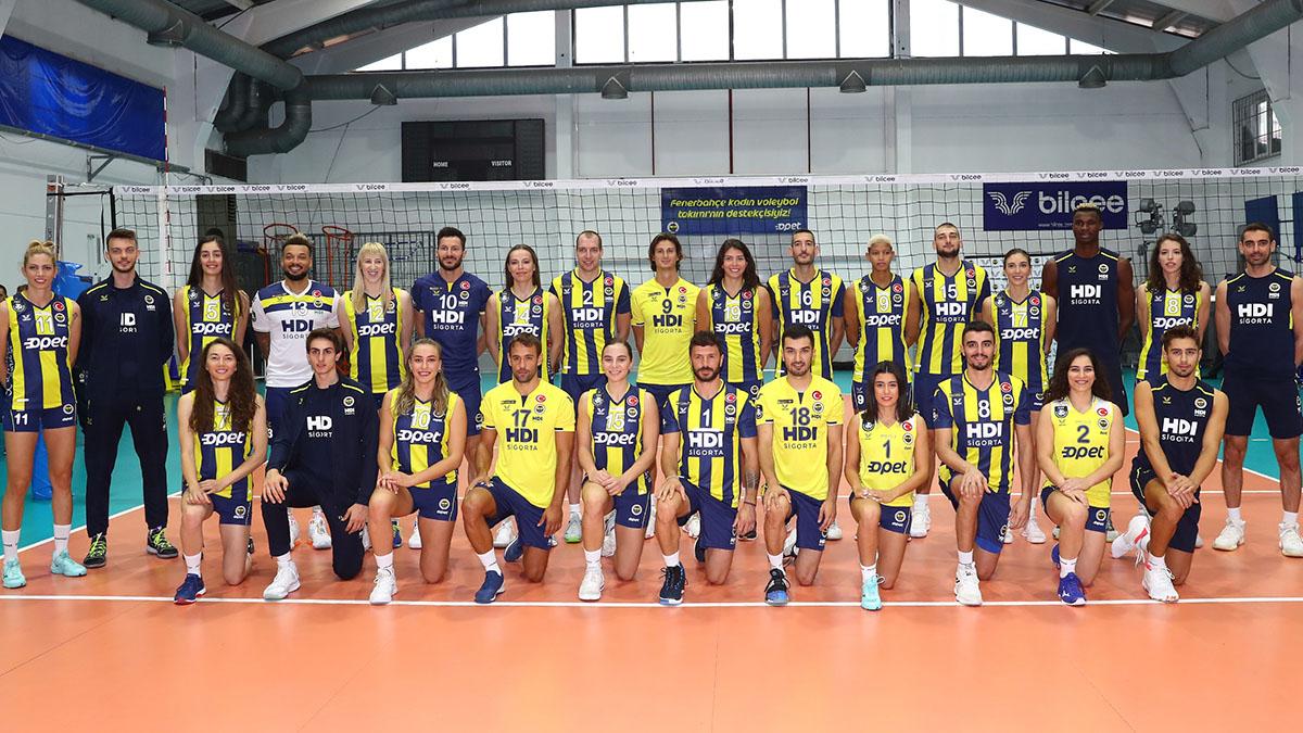 Fenerbahçe Opet ve Fenerbahçe HDI Sigorta basın mensuplarıyla bir araya geldi