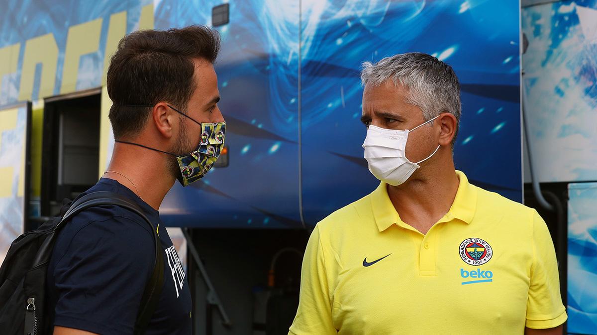 Fenerbahçe Beko yeni sezon hazırlıklarını Topuk Yaylası'nda sürdürecek