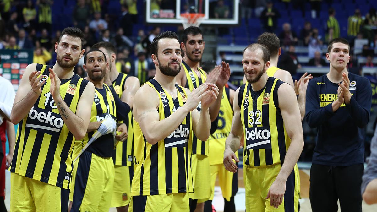 Fenerbahçe Beko Ankara deplasmanında