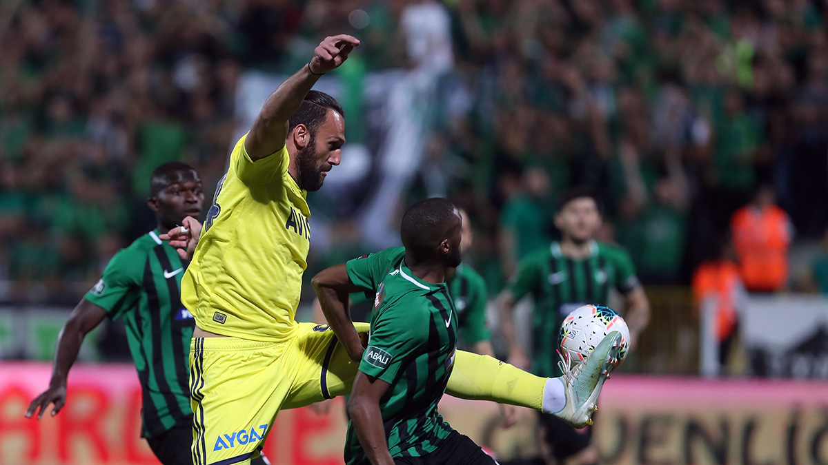 Vedat Muriqi: Önemli olan gol atmam değil, sezon sonu şampiyon olmak