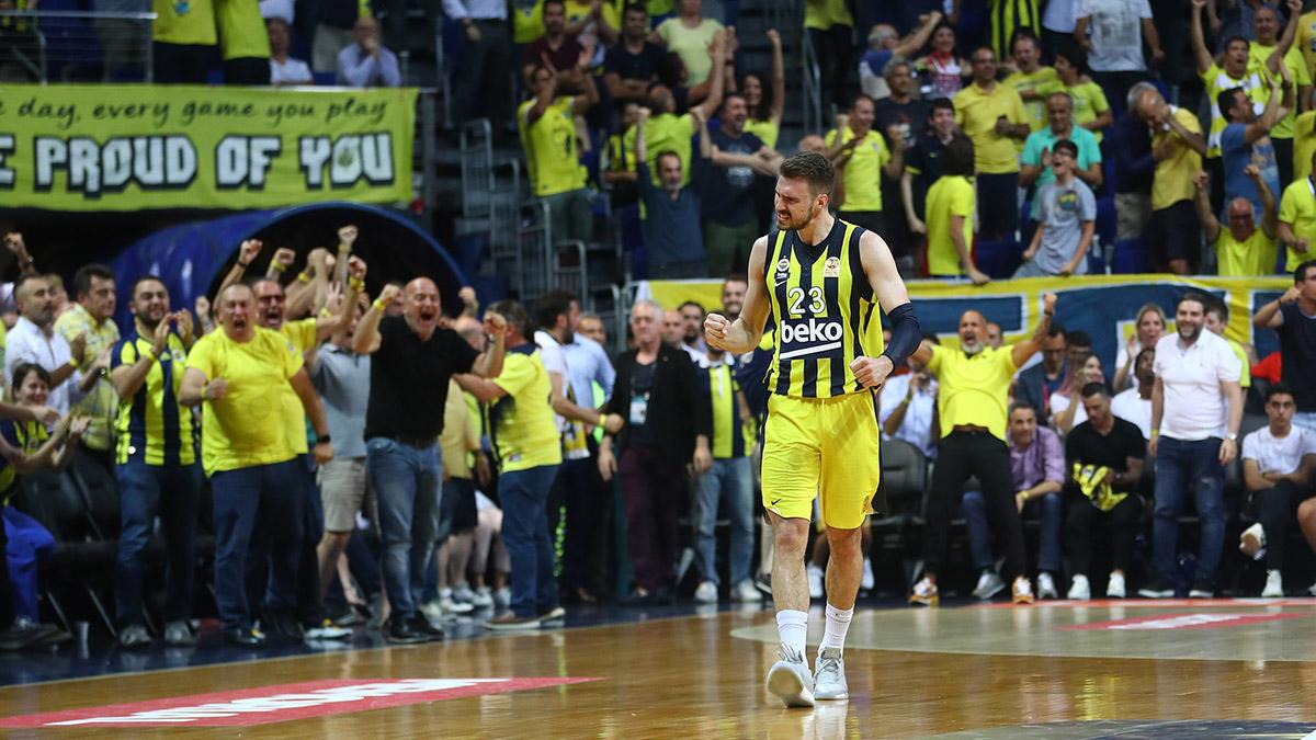 Fenerbahçe Beko 85-69 Anadolu Efes