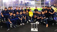 14/16'nın Konuğu 13 Yaş Altı Futbol Takımımız!