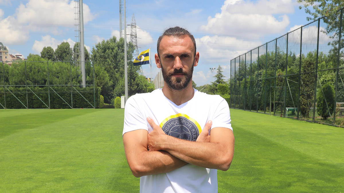 Vedat Muriqi: Fenerbahçe'nin şampiyonluktan başka hedefi yoktur