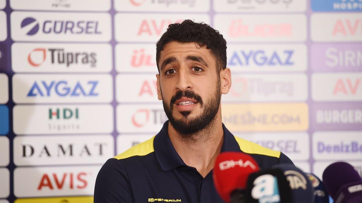 Tolga Cigerci: Fenerbahçe en kötü günlerimde beni yalnız bırakmadı