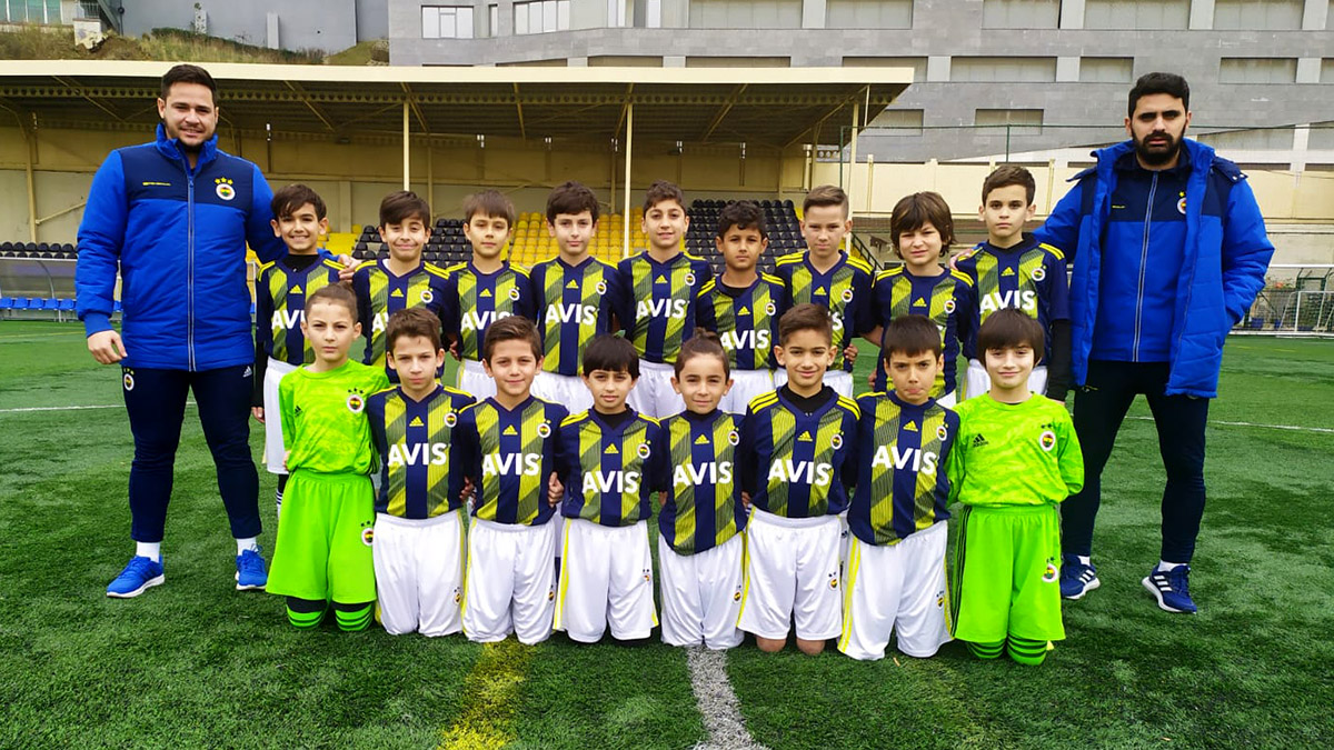 U10 Takımımız, Futbol Şöleni Turnuvası'nda ikinci oldu