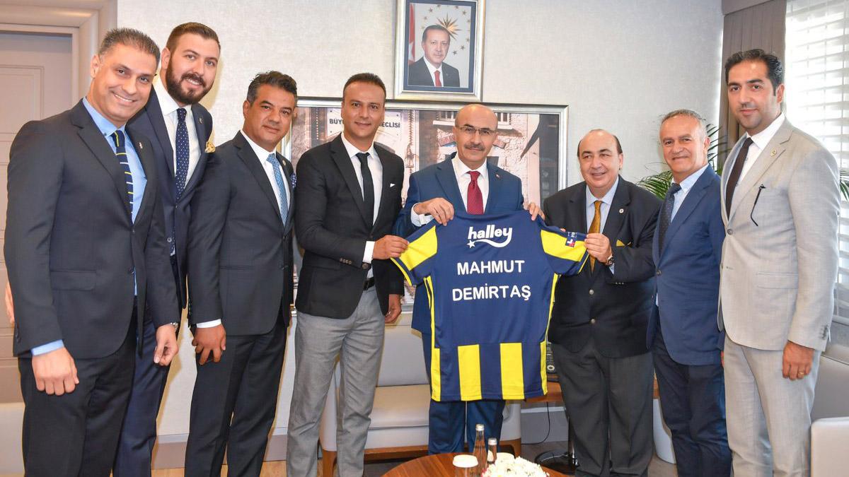 Fenerbahçe Üniversitesi Adana ve Mersin'de tanıtıldı