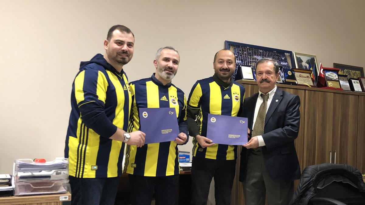 Hamburg Fenerbahçeliler Derneği yeni üyelikler kazandırdı
