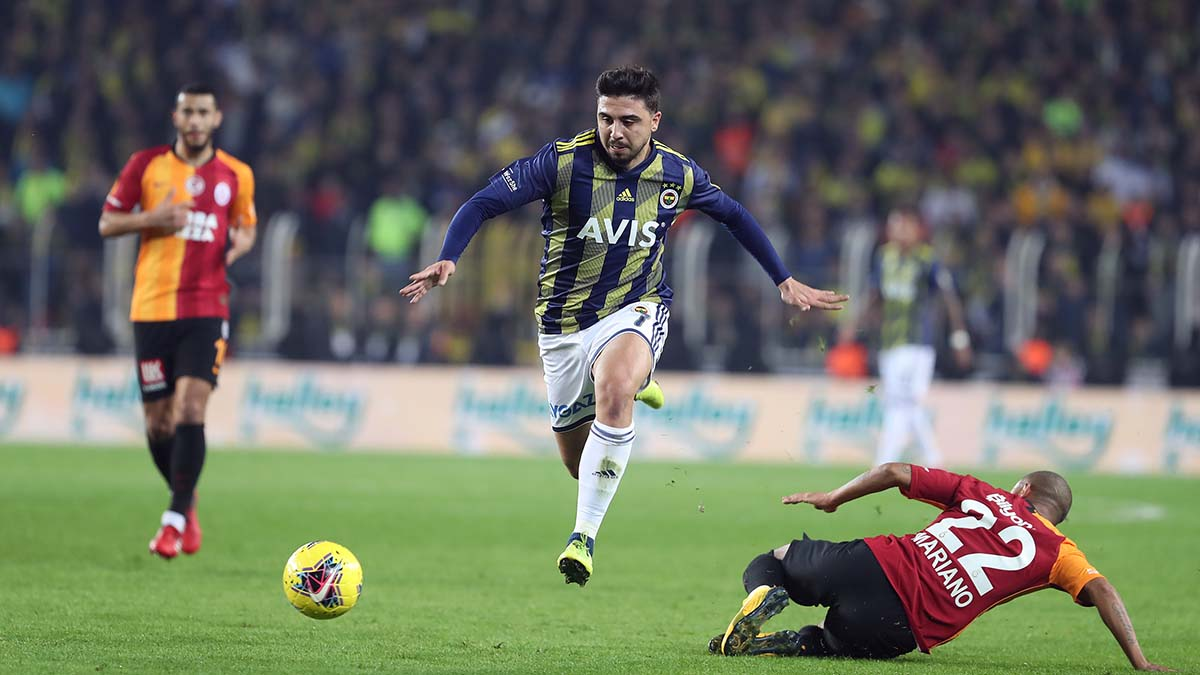 Fenerbahçe 1-3 Galatasaray