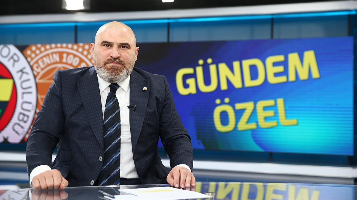 Fenerbahçe Beko'dan Sorumlu Yönetim Kurulu Üyemiz Sertaç Komsuoğlu Overtime programına konuk oldu