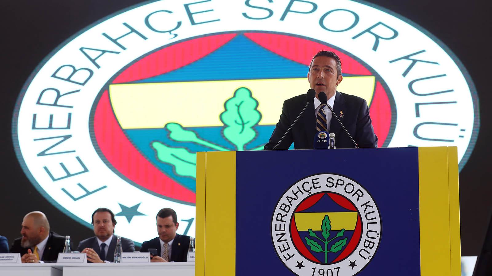 Başkanımız Ali Koç: Gidişatı veya çalışmalarımızı engelleyecek bir durum değil
