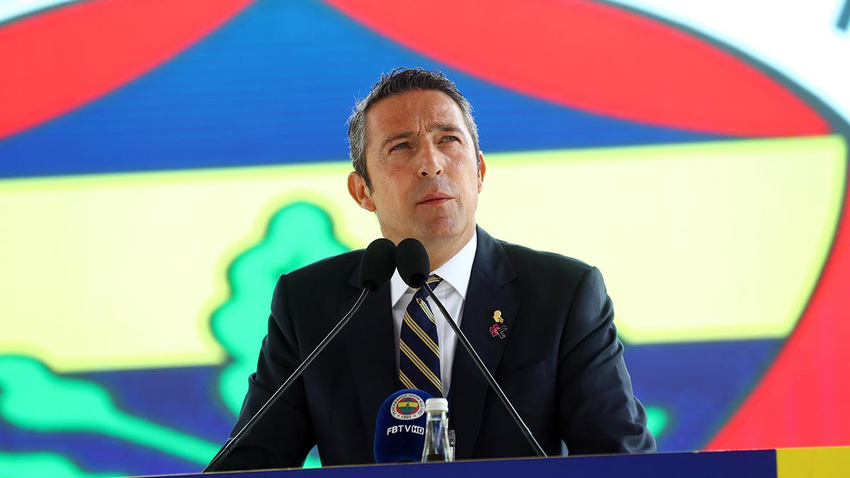 Başkanımız Ali Koç, Olağan Mali Genel Kurul Toplantısı'nda konuştu