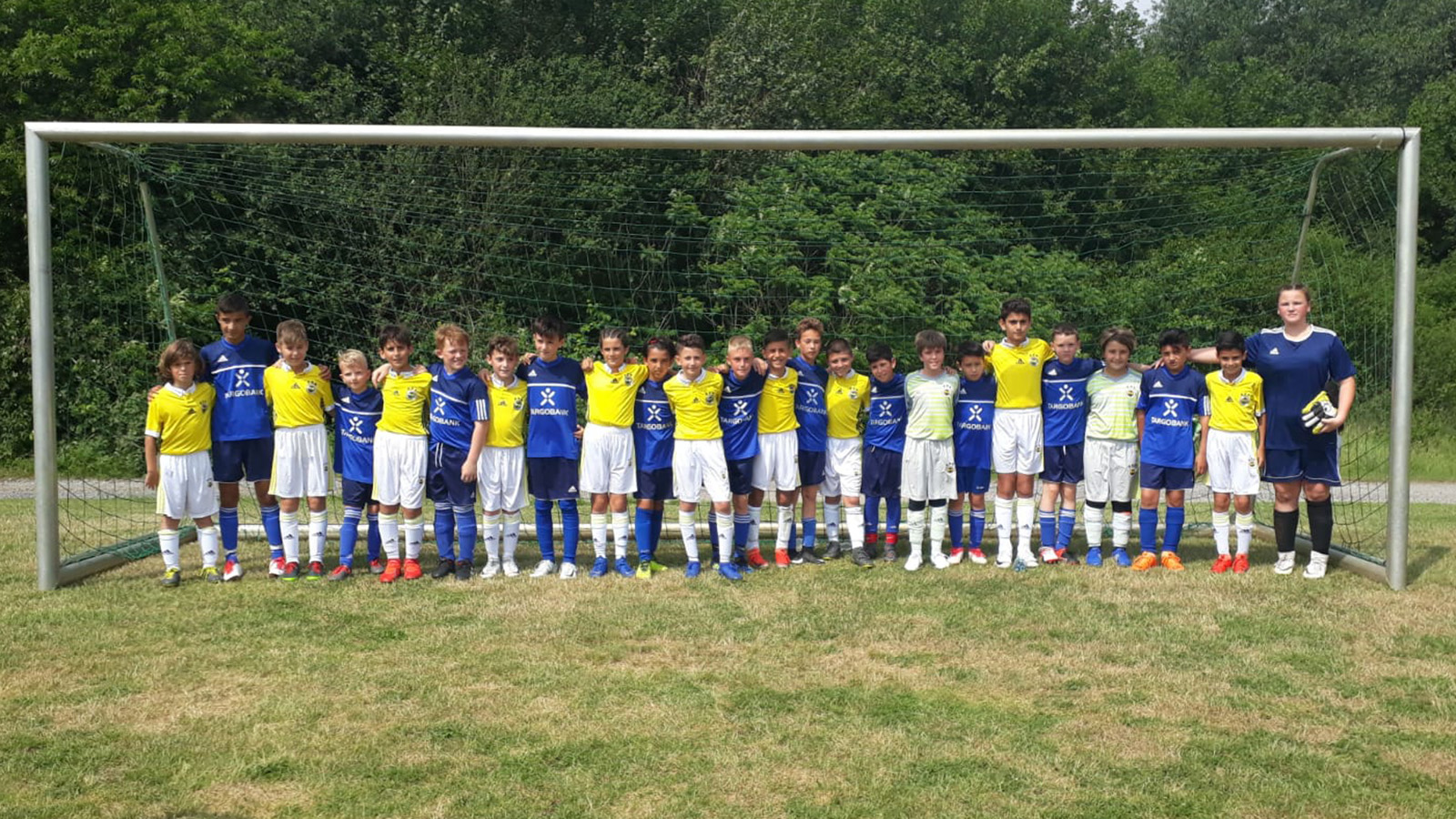 U11 Takımımız Raddatz Cup'ta altın gruba kaldı