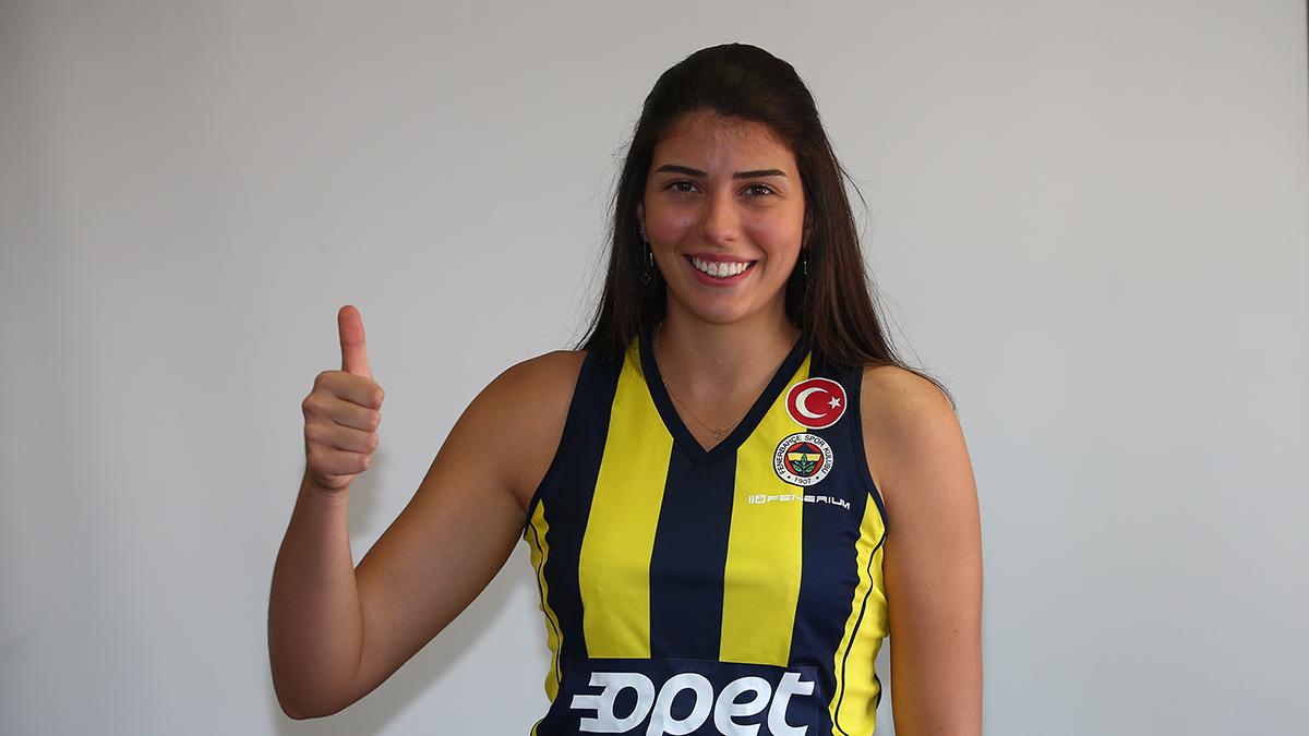 Ceren Kestirengöz Fenerbahçe Opet'te