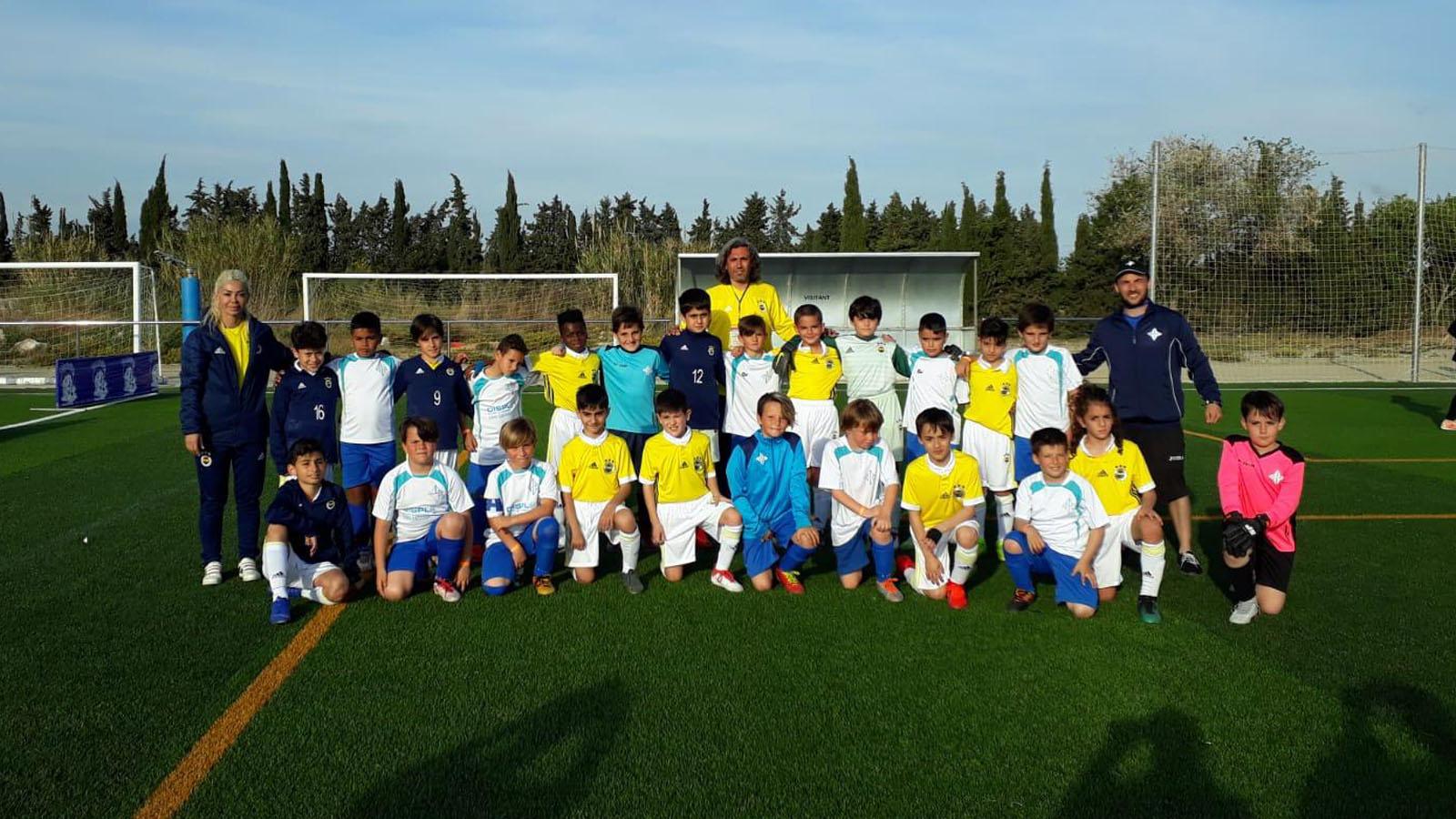 U10 Takımımız Mundialito Cup'ta mücadele ediyor