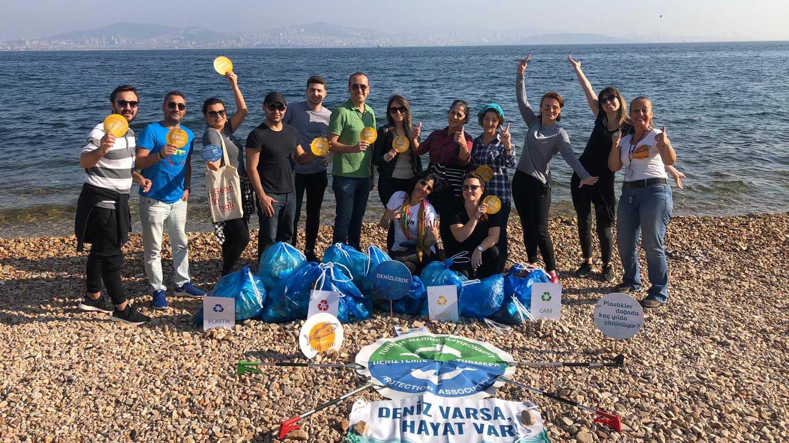 Fenerbahçe çalışanları olarak sosyal sorumluluk her zaman odağımızda