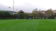 Futbol A Takımımız çalışmarını sürdürüyor!