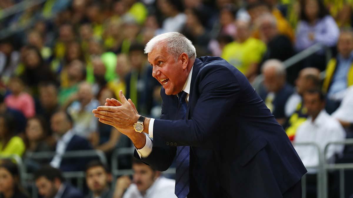 Zeljko Obradovic,Gaziantep Basketbol maçını değerlendirdi